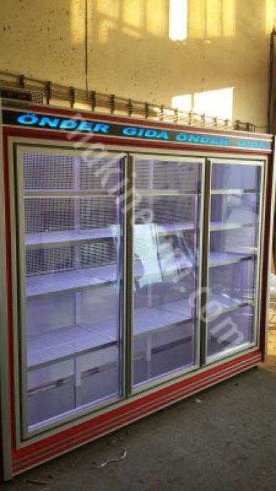 Satılık Sıfır Sütlük Dolabı Www.senoloncu.com Fiyatları Manisa sütlük dolabı. sülük buzdolabı