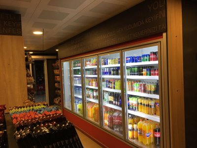 Satılık Sıfır Sütlük Dolabı Www.senoloncu.com Fiyatları Manisa sütlük