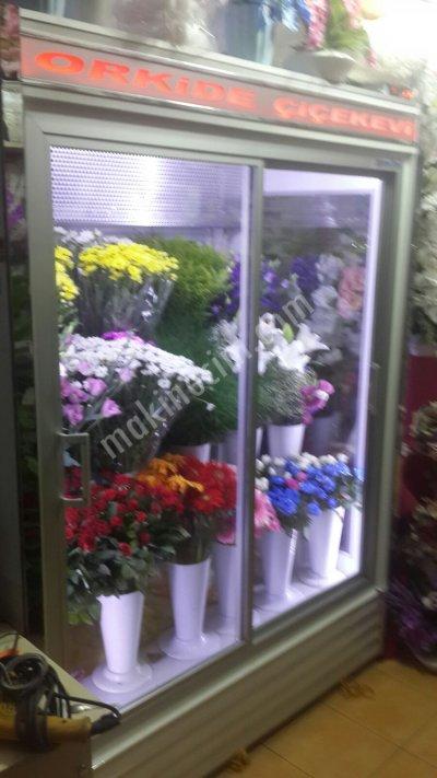 Satılık Sıfır Çiçek Dolabı Www.senoloncu.com Fiyatları Kayseri sütlük