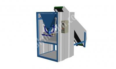 Torf Toprağı Paketleme Makinesi 1 Kg 15 Kg
