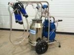 Paslanmaz Süt Sağma Makinası
