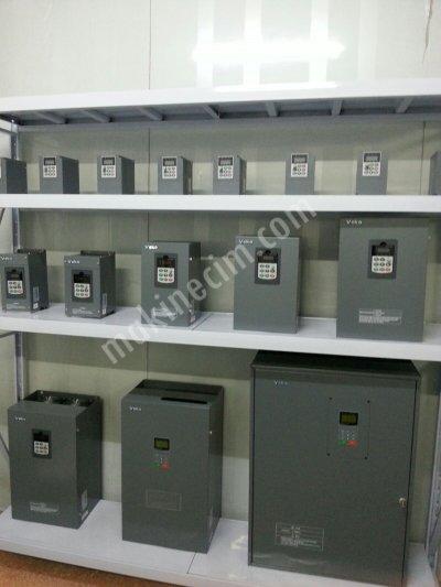 Hız Kontrol Cihazı 0,75Kw / 220Vlt  Vektör Kontrol