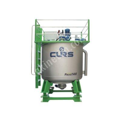 Contaminated Liquids Recycling System
