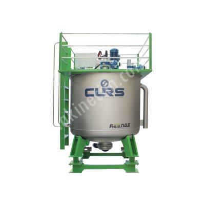 Verunreinigtes Flüssig-Recycling-System