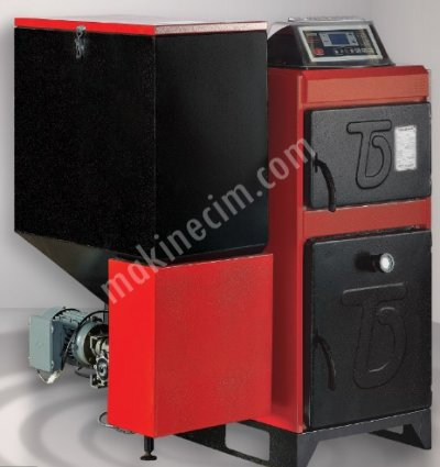 Satılık Sıfır Eky/s 40 Termodinamik Marka Otomatik Yüklemeli Kömürlü Kazan Acil Fiyatları  kömürlü kazan,otomatik yüklemeli kömürlü kazan