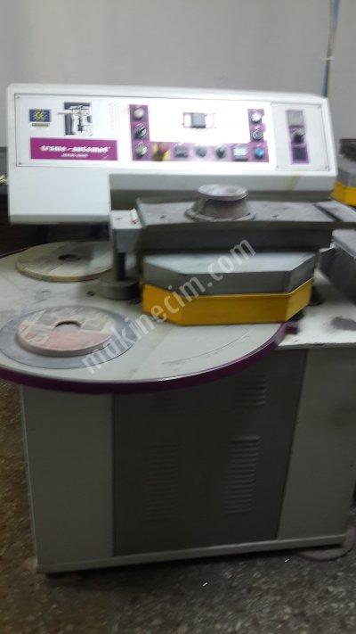Lastik Döküm Zamak Döküm Santrifüj Döküm Makinesi Nicem İtalyan
