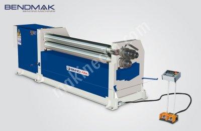 En venta Nuevo 3 Rollos Máquinas Dobladoras Asimétricas (mecánicas) Cilindro, doblar, doblar, doblar del metal, rodillo 3, cilindro de 3 rodillos, máquina del cilindro