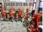 Alçı Sıva Makinesi 2. El Alçı Makinesi 15 Bin TL
