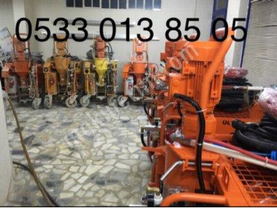Alçı Sıva Makinesi 2. El Alçı Makinesi 9000