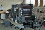 Offset Printing Machne Heidelberg Mozp 65/48