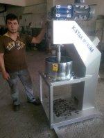 Granür-Verneçelli Makinası