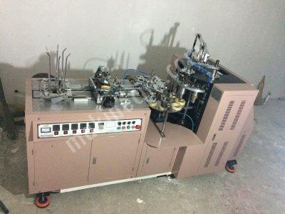 Full Revizeli Karton Bardak Makinaları