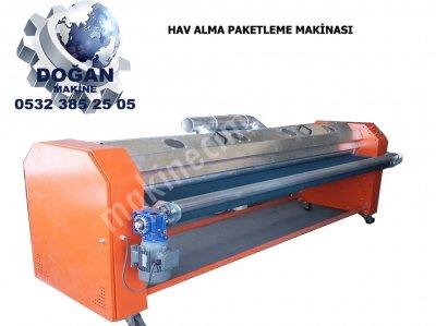 Hav Alma Ve Paketleme Makinası