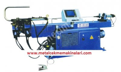 Satılık Sıfır Yarı Otomatik İki İstasyonlu Hidrolik Boru Bükme Makinası Fiyatları İstanbul boru bükme,boru eğme,boru bükme makinası,paslanmaz boru bükme,hidrolik boru bükme,otomatik boru bükme