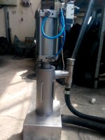 For Sale Rotary Screen Printing Pneumatic Paint Pump