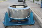 Sıfır Gibi  Kazan Tipi,santrifüj Sıkma,mantar Kompost Sıkma Makinası