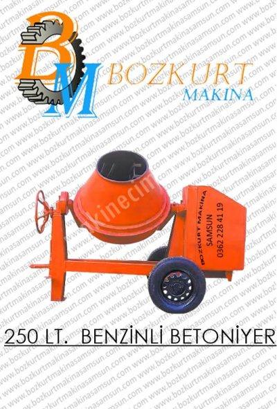 Betoniyer Harç Makinaları