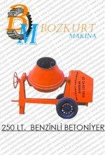 Betoniyer Harç Makinaları- Yerden Kumandalı İnşaat Gırgırı