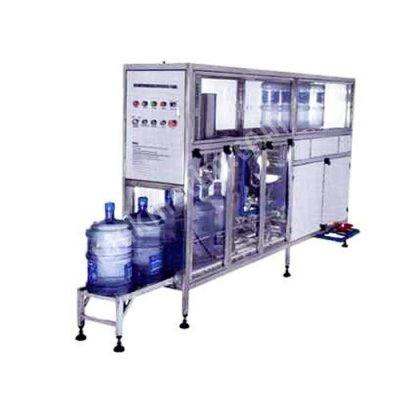 19 Lt Water Carboy Filling Machine