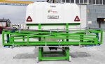 500 Lt 10 Mt Arm Field Spraying Machine Type