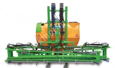 1000Lt 15-16Mt Otomatik Kollu Süne İlaçlama Makinası