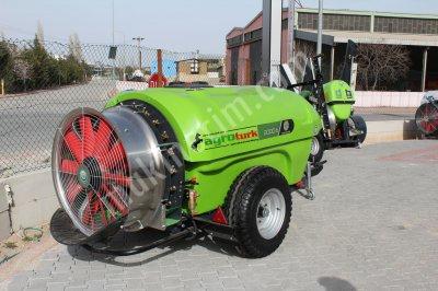 2000 Lt. Turbo Atomizer Type Garden Italian Pump