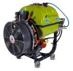 200 Lt Turbo Atomizer Bahçe Tipi 80Lik Pompalı