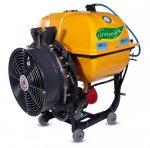 300 Lt Turbo Atomizer Bahçe Tipi 80Lik Pompalı