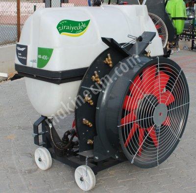 400 Lt Turbo Atomizer Bahçe Tipi 80Lik Pompalı
