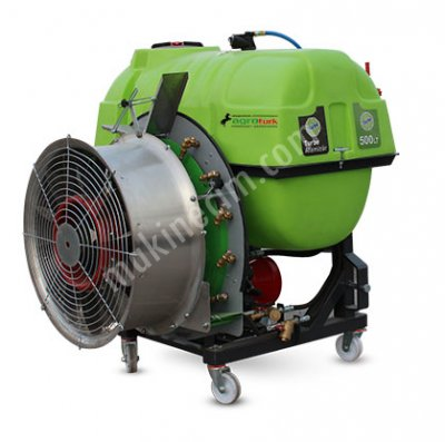 500 Lt Turbo Atomizer Bahçe Tipi 105Lik Pompalı