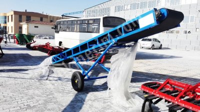 Loading Coal Loading Conveyor Belt Coal Dumper