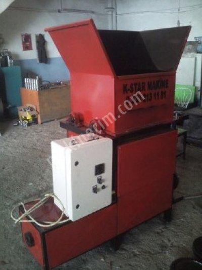 Strafor Kırma Ve Eritme Makinası(Geri Dönüşüm Makinası)