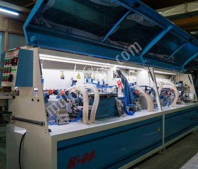 Klk Makine K 80 Kenar Bantlama Makinesi