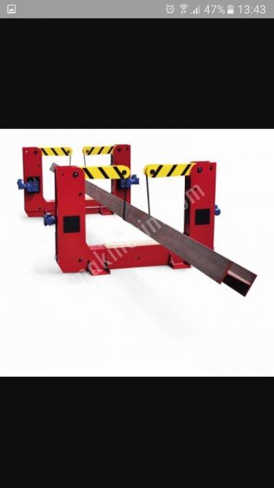Satılık Sıfır Zincirli Çevirme Sistemi 3 tonluk Fiyatları Konya çelik konstrüksiyon, çevirici, zincirli çevirici, çevirici, kaynak robotu, malzeme devirici, vinç, pozisyoner, çevirme aparatı, otomasyon kaynak robotu ,otomasyon kaynak makinası