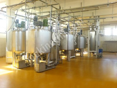 Paslanmaz Gıda Tankı Şarap Tankı Zeytinyagı Depolama Stok Su Süt Depoları