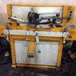 Elmas Uç , Stellit Ve Hss Hava Çeliği Çakma Makinesi