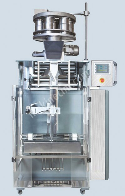 Tam Otomatik Dikey Paketleme Makinası
