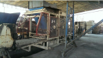 Full Otomatik Tek Sıra Beton Parke Makinası 25 Li