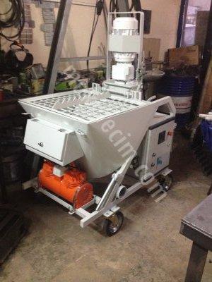 Aypek Alçı Sıva Makinası.   A.s.m  G.5