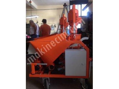 Satılık Sıfır Alçı Sıva Makinası   Aypek Sm 5 Plus Fiyatları Konya alçı sıva makinası