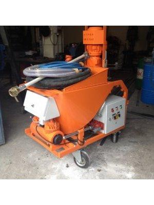 Satılık Sıfır Alçı Sıva Makinası   Aypek Sm 5 Plus Fiyatları Samsun alçı sıva makinası