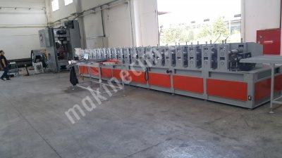 Güvenlikli Çelik İskele Kalası Çekme Makinesi