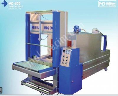 Satılık Sıfır SHRİNK PAKETLEME , AMBALAJ MAKİNASI  - MD-600 Fiyatları Konya shrink paketleme,paketleme makinası,ambalaj makinası