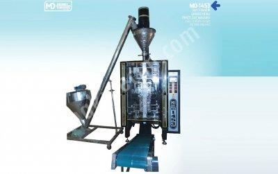 Tam Otomatik Quadro Vidalı- Paketleme , Ambalaj Makinası -Md-1453 T