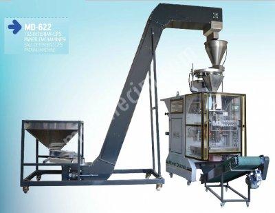 Tuz-Deterjan-Cips - Paketleme , Ambalaj Makinası - Md-622