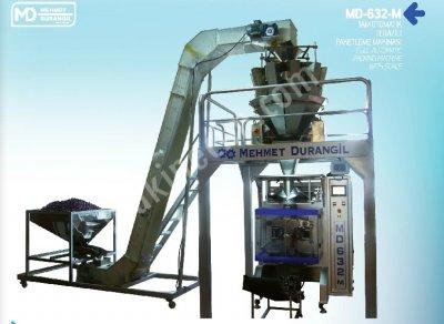 Tam Otomatik Terazili Paketleme , Ambalaj Makinası - Md-632-M