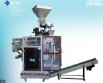 Tek Sistem Volumetrik Paketleme Makinesi - Md-622 Volümetrik