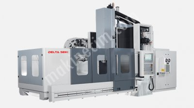Delta Seiki Mb-1630 Double Column