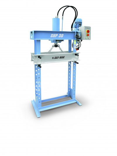 Hydraulic Workshop Press (shp)
