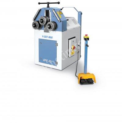 Profil Ve Boru Kıvırma Makinesi (Spk)
